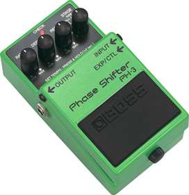 Pedal Boss PH-3 Guitarra Electrica Phase Shifter