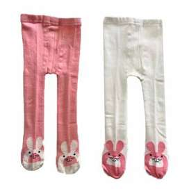 Media Pantalón Con Diseño Para Niña Nuevo