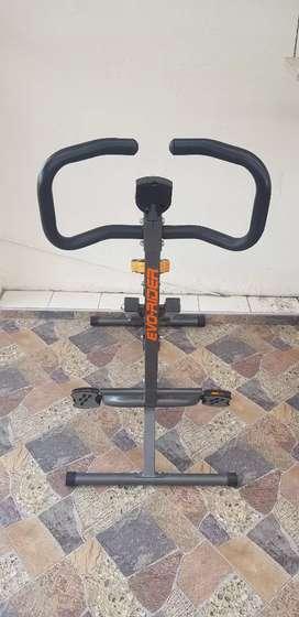 Máquina de hacer ejercicio