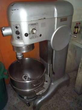 Mojadoras  batidoras  hornos   equipos panaderia  pasteleria   compro y vendo