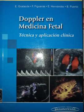 A la venta libro Doppler en Medicina fetal
