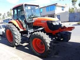 Tractor Kubota m108s