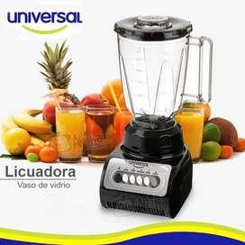 Licuadora Universal ref L50803 NUEVA garantía de 1 año