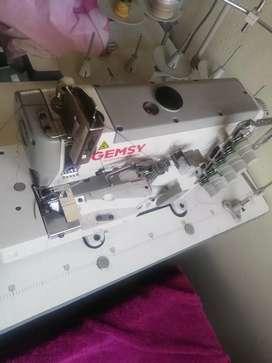 Se vende recubridora  Gensy