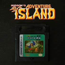 Juego ADVENTURE ISLAND para Nintendo Game Boy