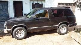 BLAZER 4.3 V6 1992 160 HP 2 PUERTAS NAFTA y GNC (ABAJO)