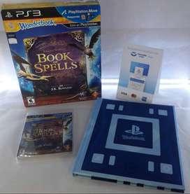 Book Of Spells Ps3 FISICO