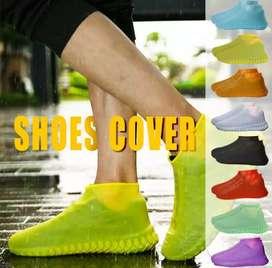 Forro funda para zapatos tenis calzado de silicona latex proteccion a lluvia agua impermeable