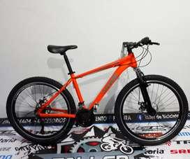 Bicicleta 26 Nueva Hawk