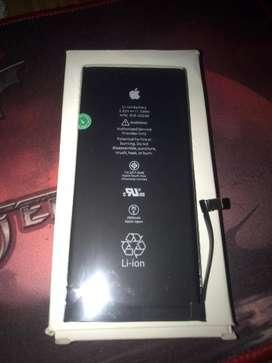 Bateria para iphone 7 plus    ( NUEVA )