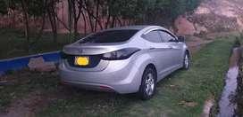 Vendo  auto en perfectas condiciones  Hyundai avante la versión full