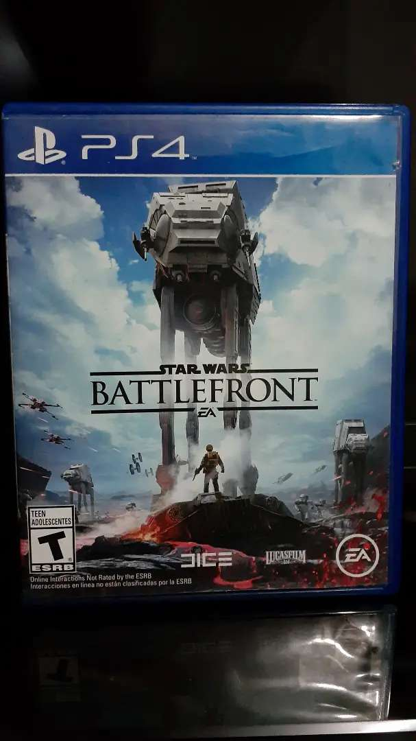 Star Wars Battlefront PS4 0