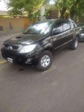 Toyota Hilux 3.0 SR doble Airbag