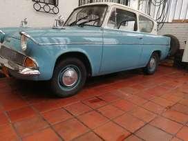 Ford Anglia 1961 Harry Potter Original clásico antiguo