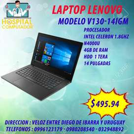 Laptop Lenovo Intel Celeron