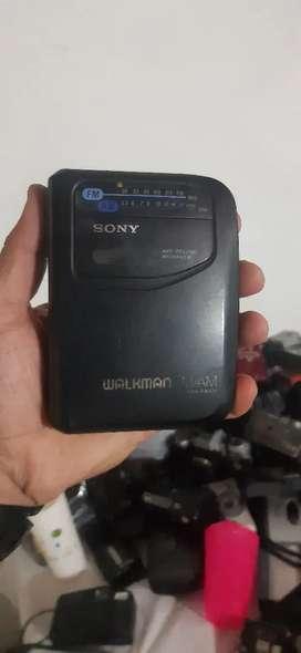 Vendo walkman sony