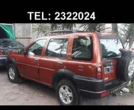 Camioneta Land Rover 4x4