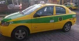 Se vende taxi legal con derechos y acciones