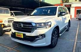 Toyota Land Cruiser 200 2019 Europea