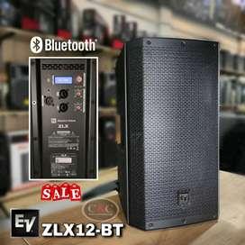 "CABINA ACTIVA DE 12"" CON BLUETOOTH 1000W / 126dB ELECTROVOICE ZLX-12BT"
