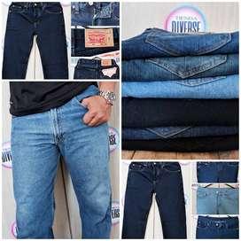 Jeans levis talla 28 30 34 36, excelente calidad, garantizados