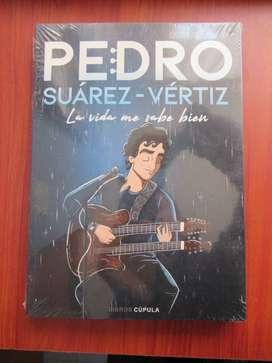 LIBRO DE PEDRO SUÁREZ-VÉRTIZ