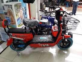 Motoneta eléctrica