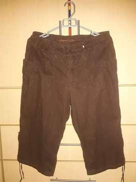 Pantalón chavito o snicker T L o 12 dama usado importado