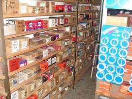 Mercadería para Buloneria, Ferreteria