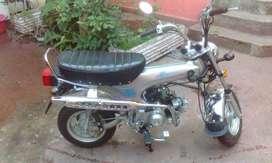 Moto DAX 700 CC jincheng modelo 2012