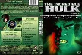 Hulk El hombre increíble (1977-1982) Serie completa Latino Envío incluido