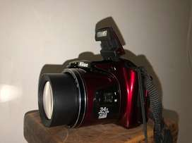 Camara Nikon Coolpix L830