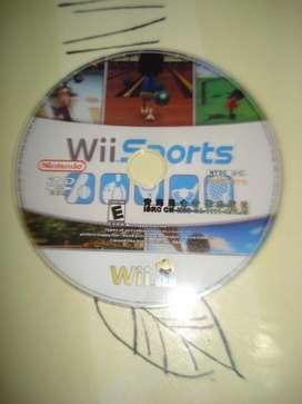 Juego Wii Sport Nintendo Original Ntsc