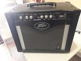 Amplificador guitarra Peavey 25w rage 258