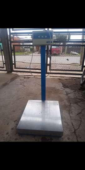 Balanza industrial hasta 150 kilos