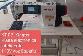 Plana electrónica Kingter KTD7