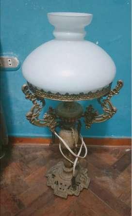 Lampara Bronce Antigua 70cm