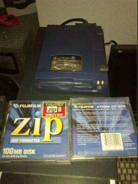 Iomega zip drive
