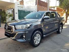 Toyota hilux =0km 2019 srv