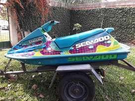 Vendo o permuto Moto de agua Sea Doo