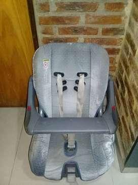 Silla de bebe para auto
