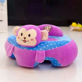 Cojín peluche de felpa para bebe de animalitos