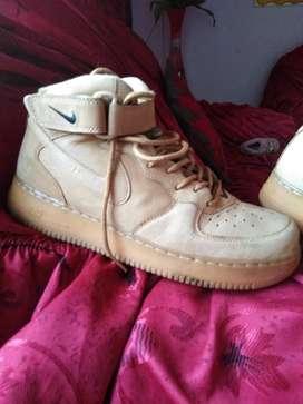 Vendo zapatillas nike force