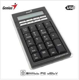 Numpad pro Genius - calculadora usb