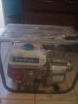 vendo bomba de agua y generador energia nuevos