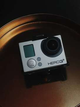 VENDO GOPRO HERO3+ BLACK EDITION WIFI CON ACCESORIOS