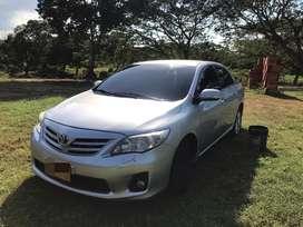 Toyota corolla 2012 full equipo