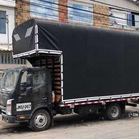 Camion jac 2021