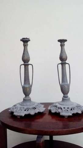 Hp Antiguas Lámparas de Bronce