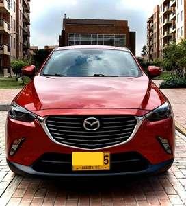 Vendo como nueva, camioneta Mazda CX-3 Grand Touring, Automática